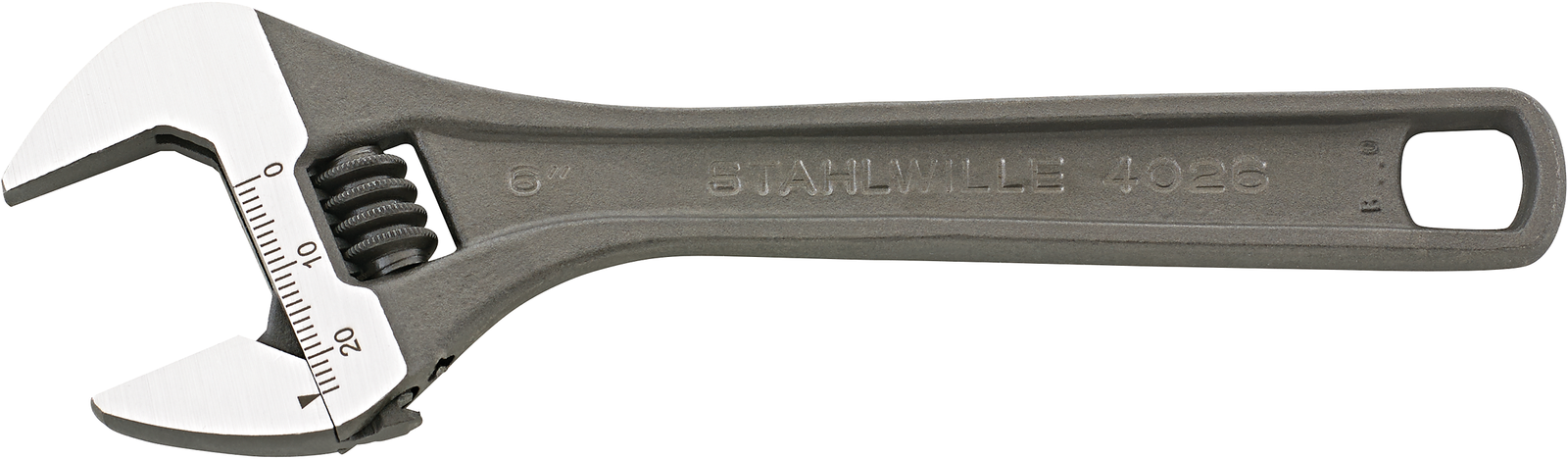 Single-end spanners, adjustable