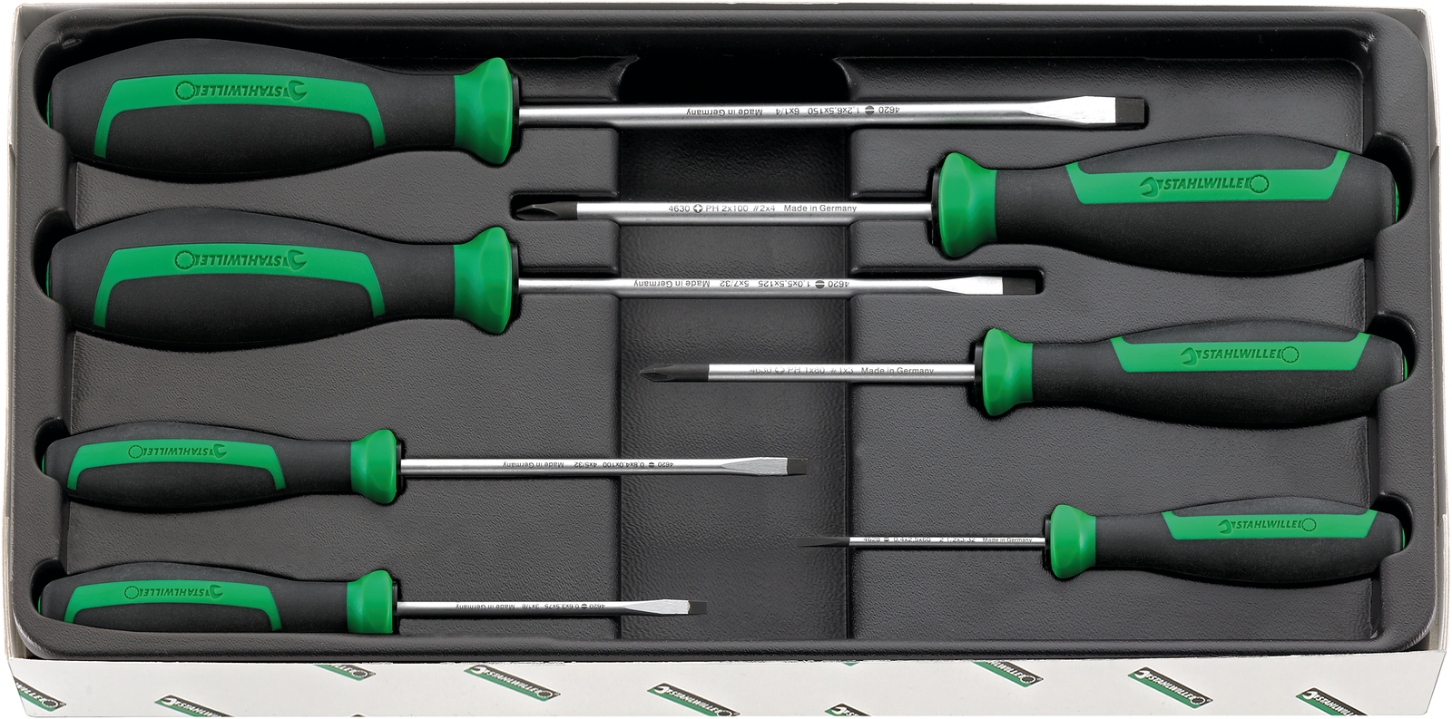 DRALL+ screwdriver sets