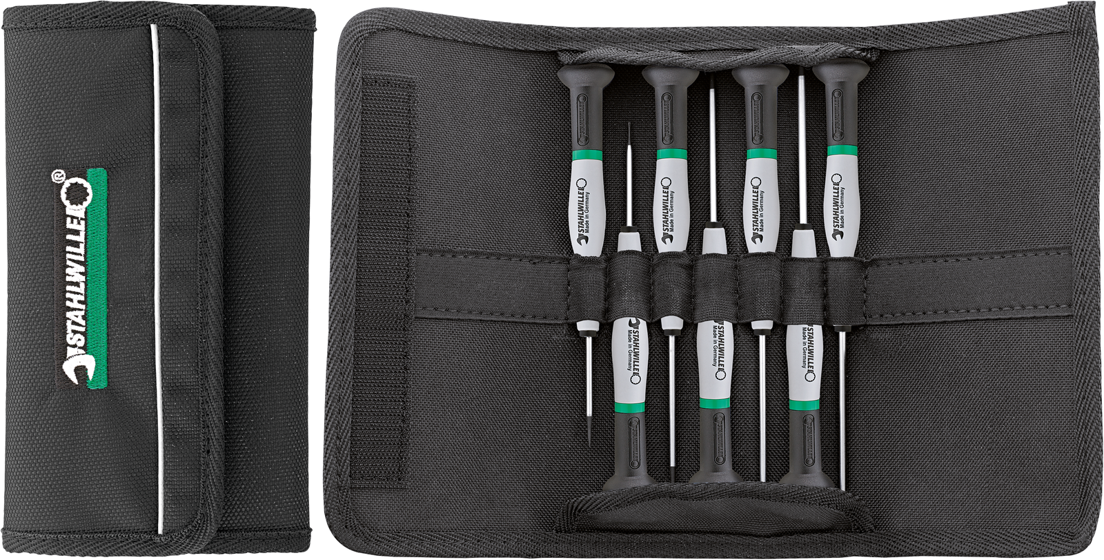 Electronic screwdriver sets