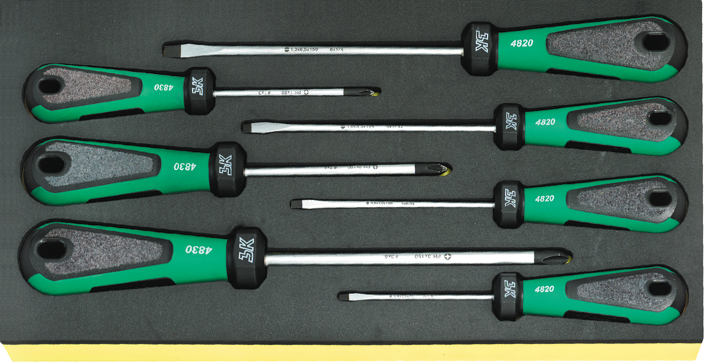3K DRALL® Screwdriver Sets